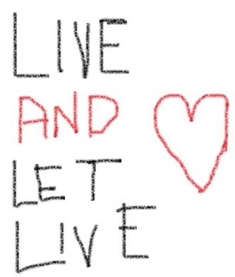 liveandletlive