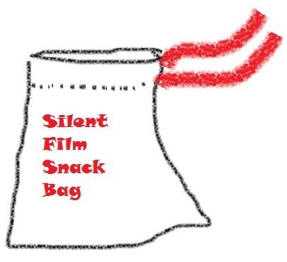 silentfilmsnackbag