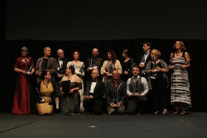 Hugo winners of 2014. Photo: Johan Anglemark