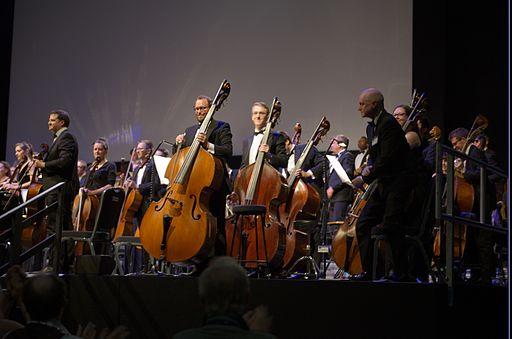 The Worldcon Philharmonic Orchestra. Photo: Johan Jönsson